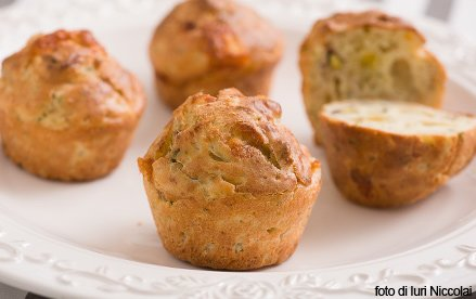Ricetta Muffin Salati Con Chicchi Di Grano Saraceno Di Nutrifree