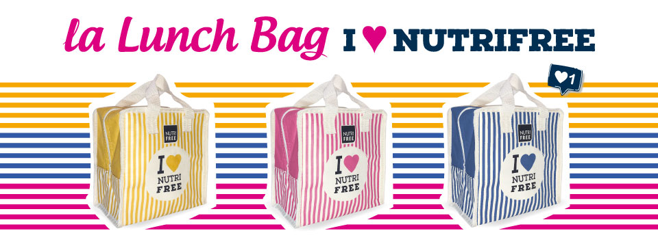 Lunch bag Nutrifree