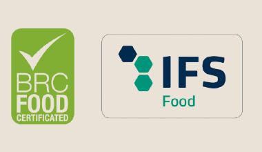 Standard BRC ed IFS per la sicurezza alimentare