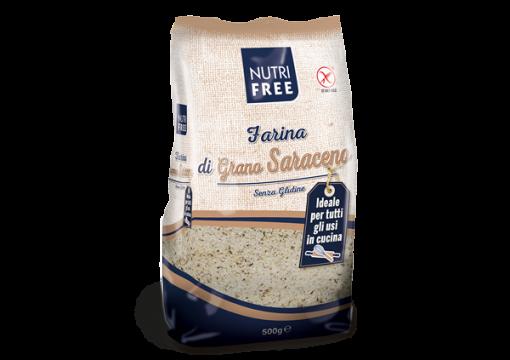 Farina di grano saraceno - Senza glutine
