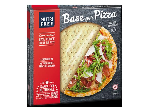 Base Pizza - Senza glutine