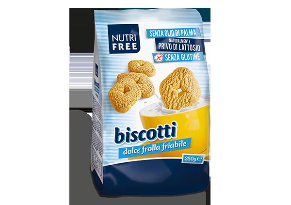 Biscotti 250g - senza glutine