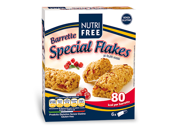 Barrette Special Flakes