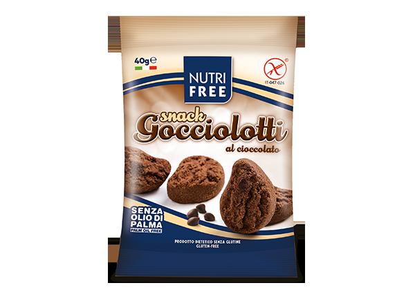 Snack Gocciolotti al cioccolato