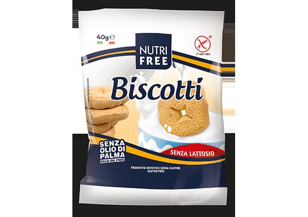Biscotti monoporzione - Senza glutine