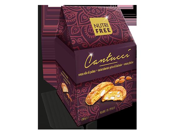 Cantucci premium - Senza glutine