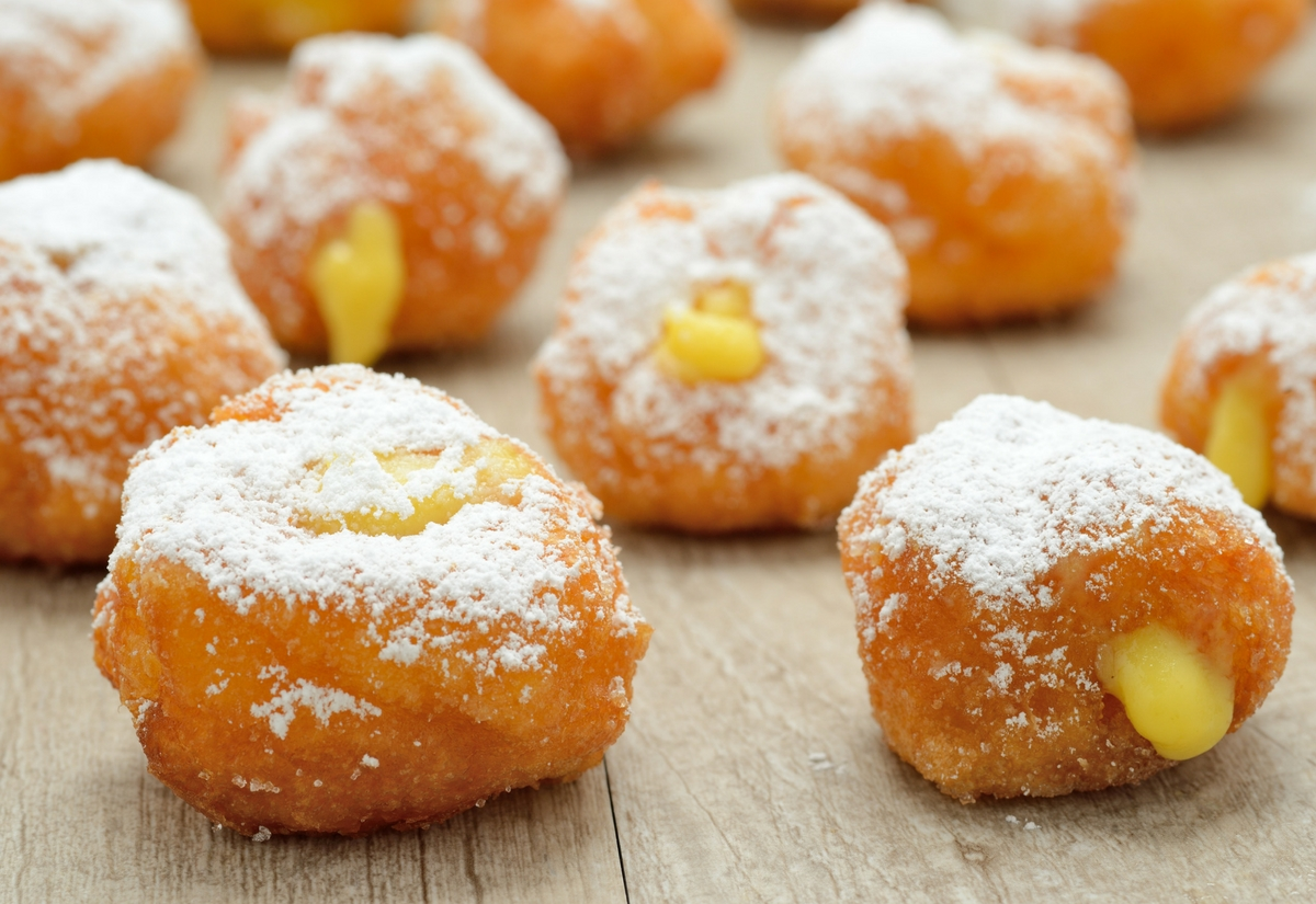 Frittelle Di Carnevale Senza Glutine Ricetta Veloce