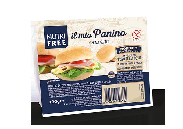 Il mio panino - senza glutine