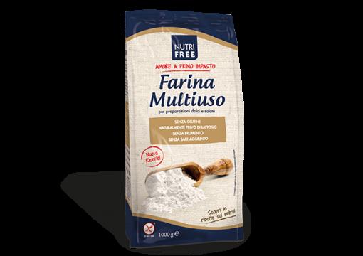 Farina multiuso - senza glutine