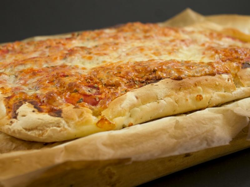 pizza senza glutine lunga lievitazione