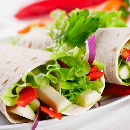 wrap verdure e salsa yogurt sito