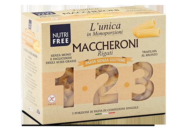 Maccheroni Rigati - Senza glutine